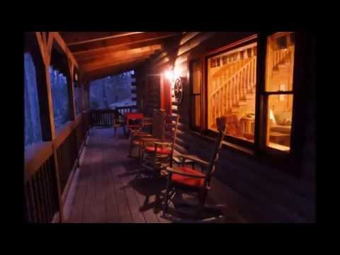 Creekside Hideaway I - Maggie Valley, NC - Log Cabin Rental