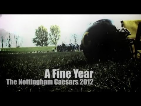The Nottingham Caesars Year Book 2012