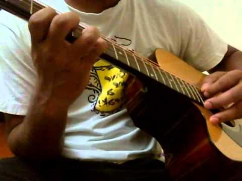 maine tere liye hi saat rang keAnand Guitar