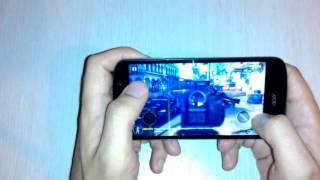 Обзор смартфона Acer Z530 16 Гб