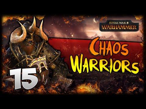 A RUINOUS PATH! Total War: Warhammer - Warriors of Chaos Campaign #15