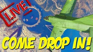 Come Join Us! - THE MOST COVFEFE STUNTS EVER! - GTA LIVE