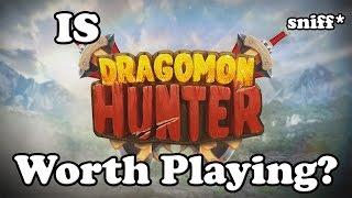 Is Dragomon Hunter Worth Playing?