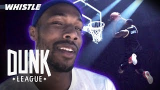 World's BEST Dunker? | Meet Chris Staples From DUNK LEAGUE