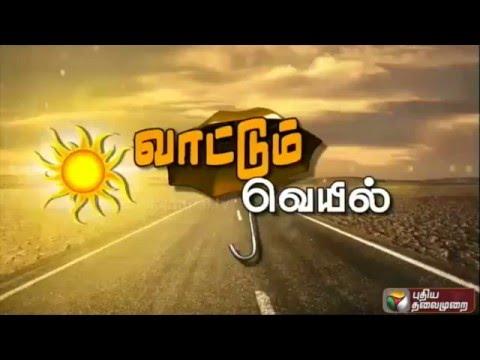 Live report: Severe heatwave in Tamil Nadu, Pondy; normal life affected
