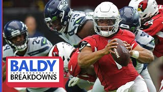 Breaking Down Kyler Murray's Exciting Rookie Season | Baldy Breakdowns