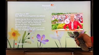 """360° view of the TV-Show """"ZDF-Fernsehgarten"""" with cloud-based technology"""