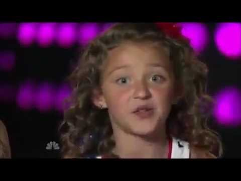 "Avery and The Calico Hearts - ""Dynamite"" Taio Cruz - Final - America's Got Talent"