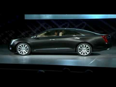 Cadillac XTS Platinum Concept Launched at Detroit Auto Show