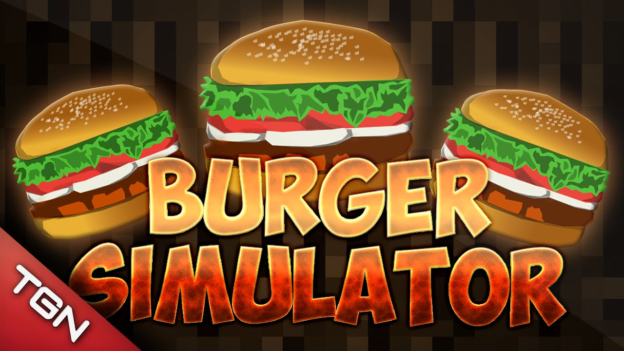 burger simulator