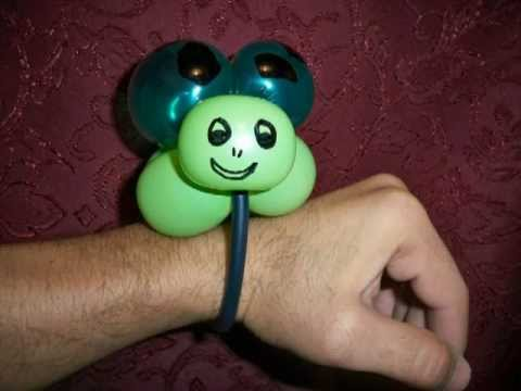 ADORABLE TURTLE BALLOON BRACELET