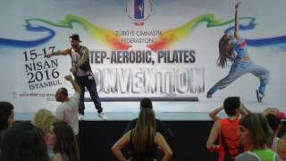 Step - Aerobic / Pilates Convention 2016 (Part 3)