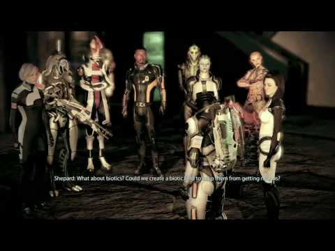 Mass Effect 2: No One Left Behind