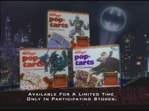 Pop Tarts Commercial Kellogg's Pop Tarts Ba...