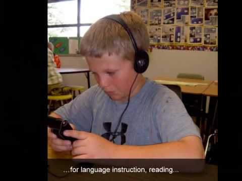 PARASYNC Charges & Syncs 20 iPod devices for Education