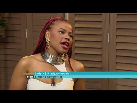 Lady X performs 'iGugu Lami'