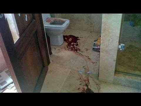 EXCLUSIVE: Images Show Bloody Scene Of Killing.