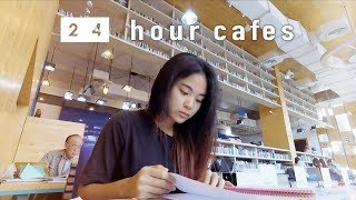Bangkok's Perfect Cafes to Study 🍰+📝