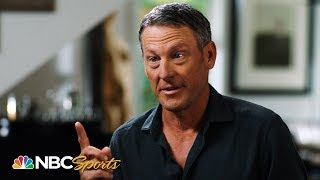 Lance Armstrong: Next Stage (FULL INTERVIEW)   NBC Sports