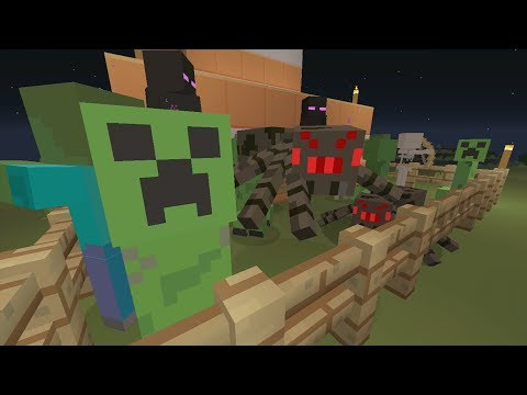 Minecraft Xbox Googlies Challenge Part 1