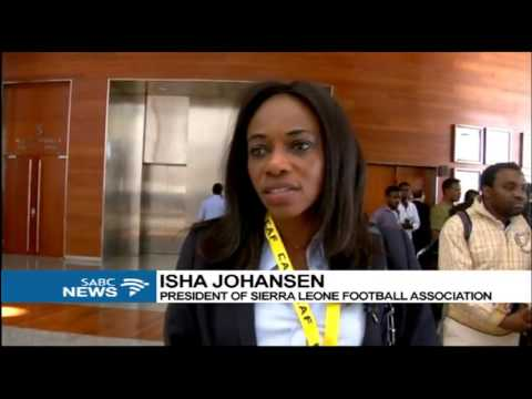 Africa elects new football chief after three decades