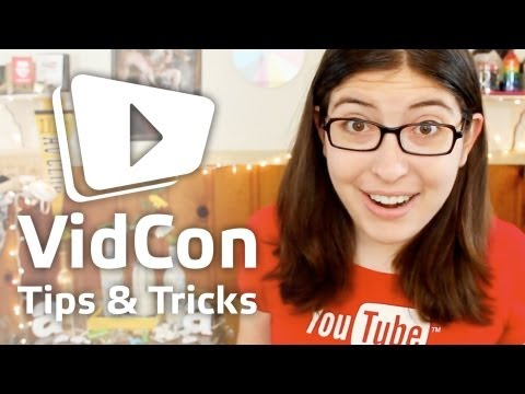 How to VidCon: 10 Tips and Tricks