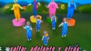 Xuxa Solamente Para Bajitos   13 Baile del Mono