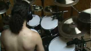 "DESECRATED SPHERE - Recording ""Emancipate"" Drums"