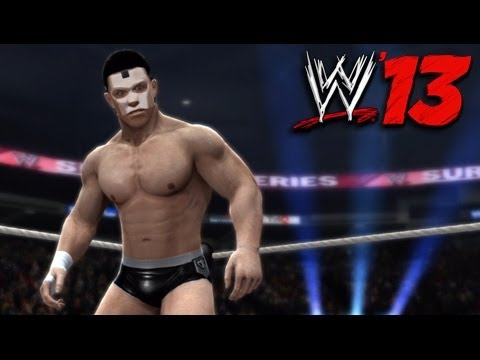 WWE '13 Community Showcase: 'Grotesque' Cody Rhodes (Xbox 360)