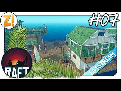 Raft: Das Ende von Raft und was kommt danach! #07 | Let's Play [DEUTSCH]