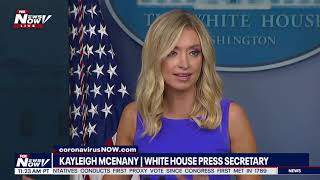 TAKING ON THE MEDIA: Kayleigh McEnany FULL White House Briefing 5/28/20