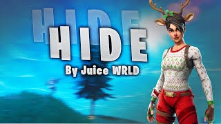 Fortnite Montage Hide Juice Wrld Seezyn Official Soundtrack Of Into The Spider Verse