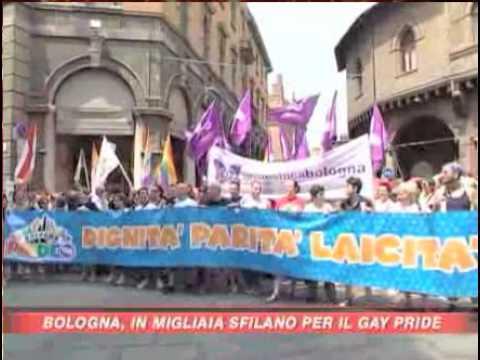 Sky/TG24 – Bologna Pride 2008 (28/06/2008) – seconda parte