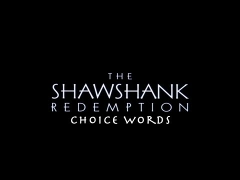 The Shawshank Redemption: Choice Words streaming vf