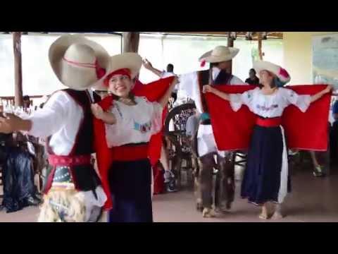 Galapagueña: La Danza de las Islas Encantadas por José Toledo (2014)