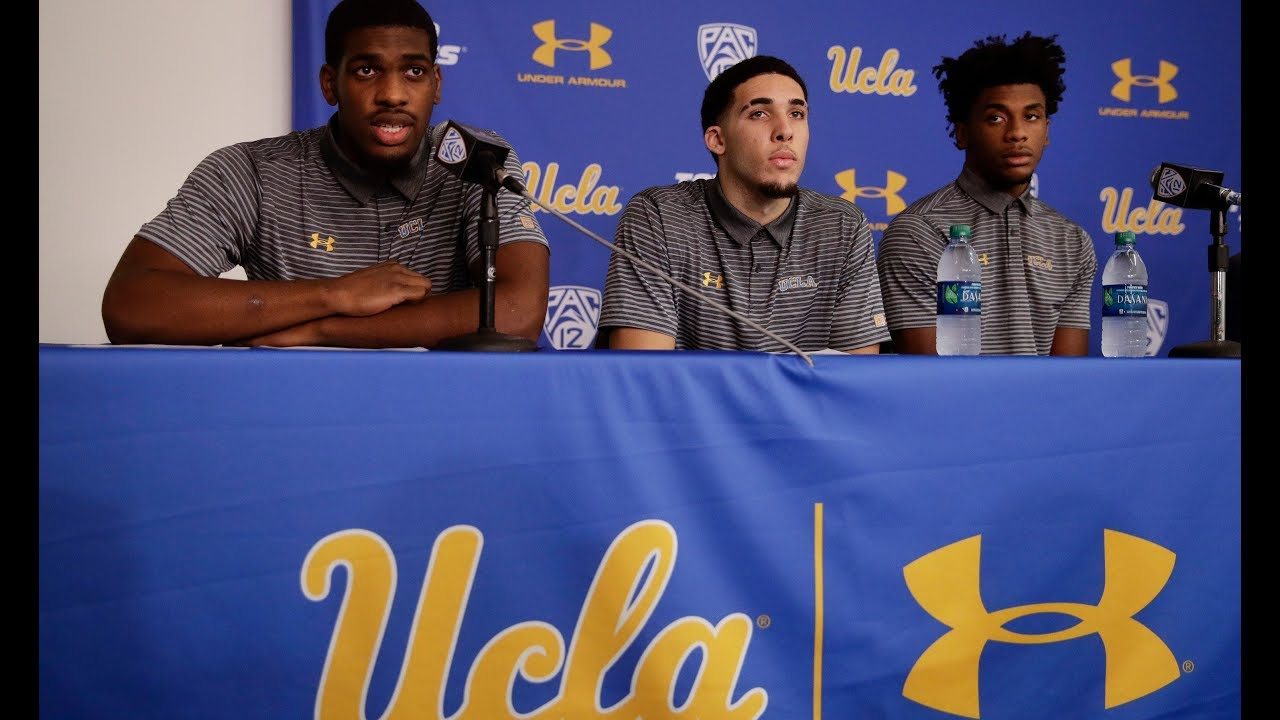 UCLA basketball players suspended for shoplifting
