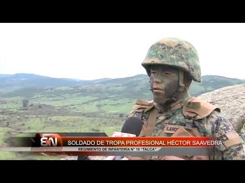 Instrucción Soldados tropa profesional