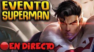 🔴 EVENTO SUPERMAN l PODEMOS DESBLOQUEARLO GRATIS l Arena of Valor [Sempiterno]