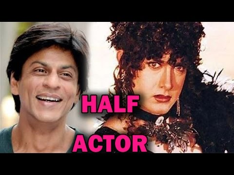 Shahrukh Khan adresses Aamir Khan as 'Half Actor' | Bollywood News