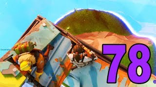 RPG TRICK SHOT ENDING - Fortnite: Battle Royale (Part 78)