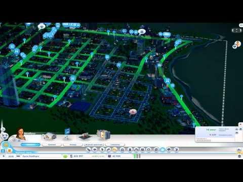 Прохождение SimCity 5 — Часть 6: ''Статус среднего города''