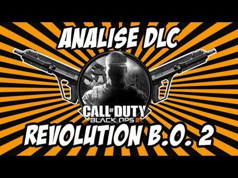 DLC Revolution de Black Ops 2 Analise do Trailler PT-BR
