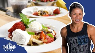 CHEAT DAY!  Eat Dessert Like Crossfit's Fittest | Chyna Cho
