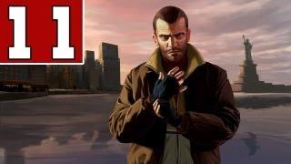 Let´s Play GTA 4 Deutsch - Part 11 - Ein mächtiger Ba-Da-Boom !