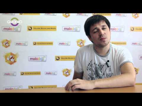 Команда: РУДН Номер: Интервью с Евгением Донских в передаче