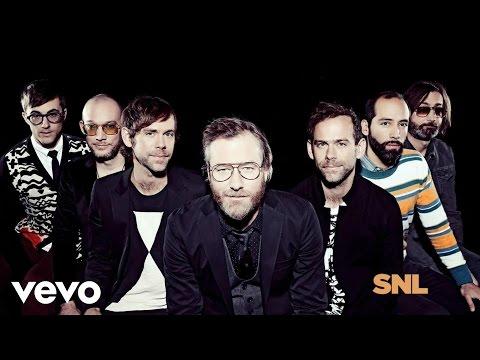 The National - Graceless (Live @ SNL, 2014)
