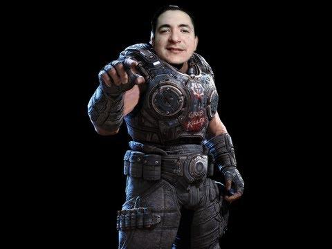 Gears of War 3 con MYM TUM TUM y la Razita!!