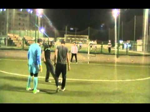 KICK OFF 5 Match Number 25 Quarter Final (Penalty shootout Africa Sport vs Dr. Adel = 1-3)