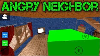 Прошёл игру без соседа в Angry Neighbor 2.3 Android The neighbor does not interfere