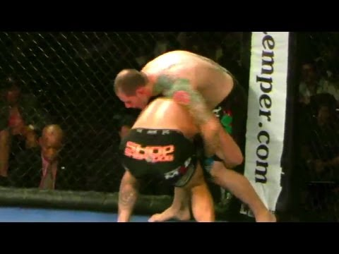 Jim Elmer vs Mike Florio  MMA Fight